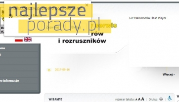 Porada - Jak włączyć Adobe Flash Player w Google Chrome
